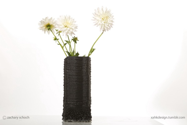Euclid 3D printer vase