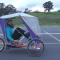Attention Hipsters! The 3D printed tricycle with a faring that you've all been waiting for is here