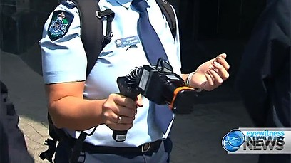 Police 3D scanners