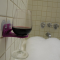 Drinking in the bath has never been easier than with the Wave Hook from ImagiGadget