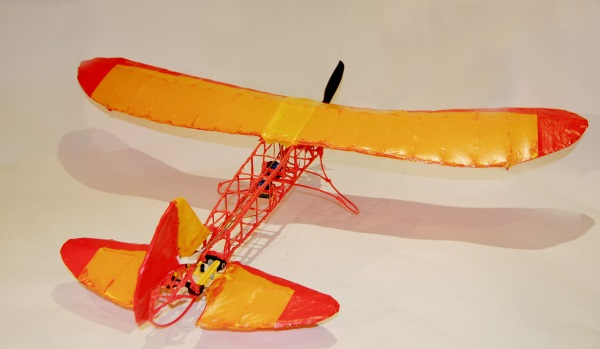 3D printed RC air plane
