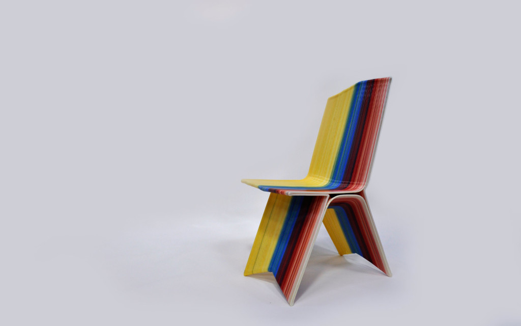 Check out drawn ultra customised furniture built with a for Furniture 3d printing