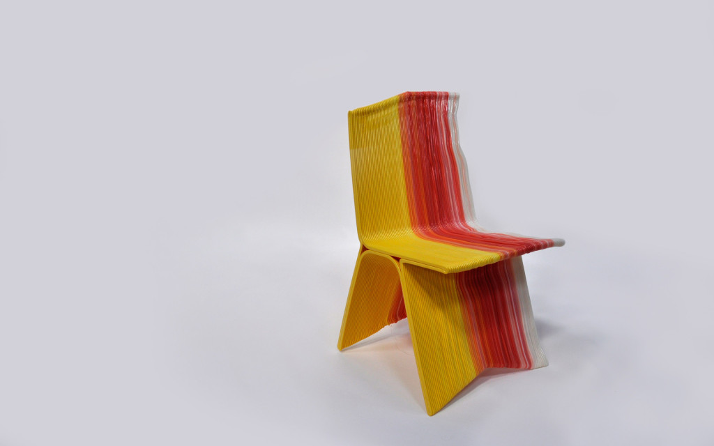 3D printing chairs