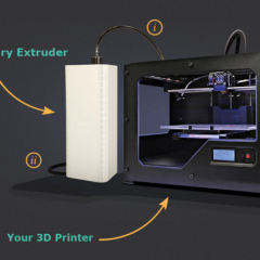 Top 3D printers of the week: PrintM3, Precious Plastic and Discov3ry's paste extruder