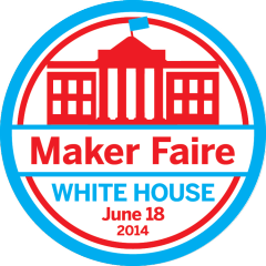 White House Maker Faire 3D printing