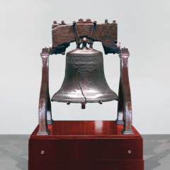 Massive project sees the Liberty Bell scanned and printed