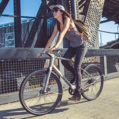 Solid: the highly innovative 3D printed titanium bike