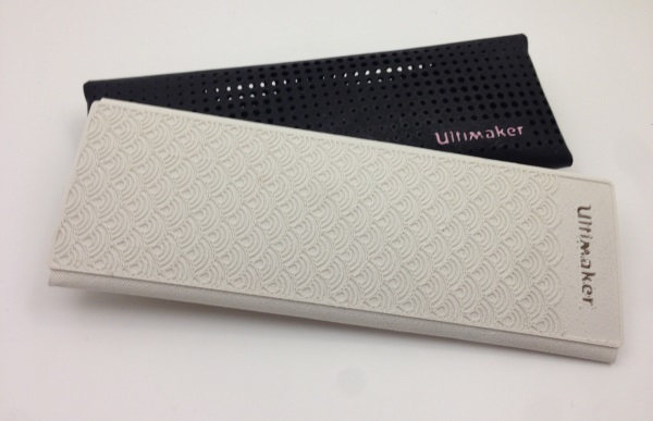 Fashion Suite 3D printed clutch