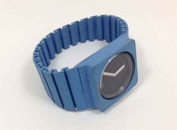 Fashion Suite 3D printed watch