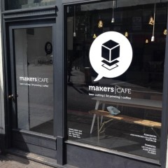 MakersCafe, London's first 3D printing cafe, opens in Shoreditch