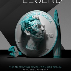 Print The Legend: Release date set for documentary about the rise of 3D printing on Netflix